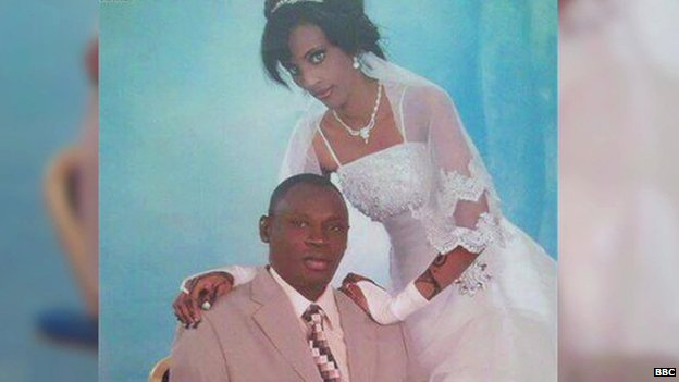 Meriam Yehya Ibrahim Ishag- Photo from BBC